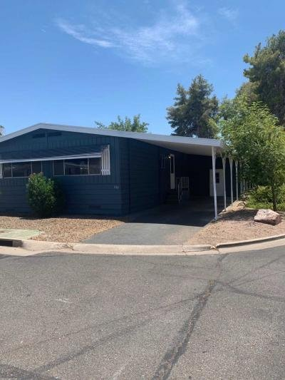 Mobile Home at 2609 W. Southern Ave. Tempe, AZ 85282
