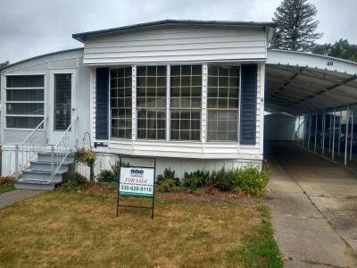 Mobile Home at 60 Wilpark Dr Akron, OH 44312