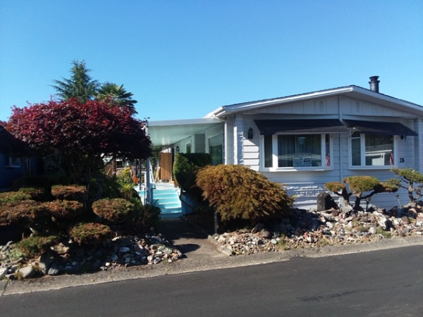 Photo 1 of 2 of home located at 13640 SE Highway 212 #28 Clackamas, OR 97015