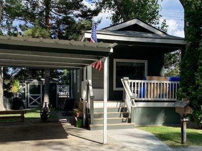 Mobile Home at 62 Shady Tree Lane Carson City, NV 89702
