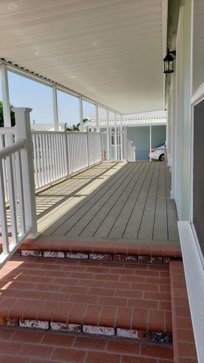 trex deck porch