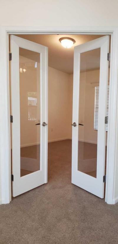Den - windowed doors optional