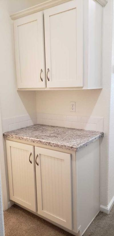 extra cabinetry in hallway