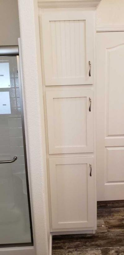 extra linen cabinetry