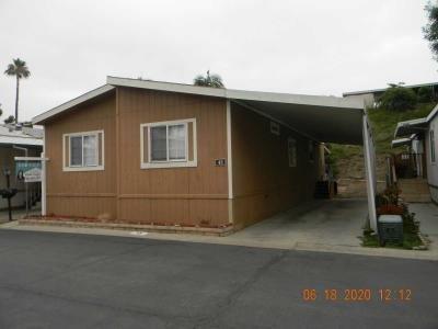 Mobile Home at 17350 Temple Avenue, Sp 043 La Puente, CA 91744