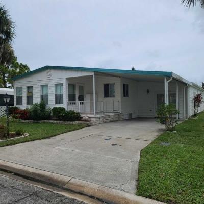 Mobile Home at 8775 20Th St Lot 561 Vero Beach, FL 32966