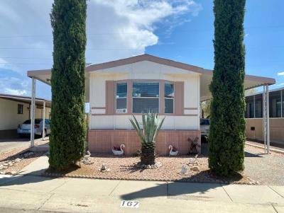 Mobile Home at 4675 S Harrison Rd 167 Tucson, AZ 85730
