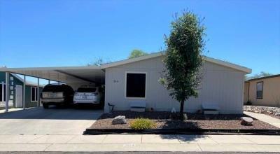 Mobile Home at 9855 E Irvington Rd 264 Tucson, AZ 85730