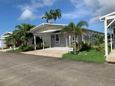 Mobile Home at 165 Plantation Blvd Lake Worth, FL 33467