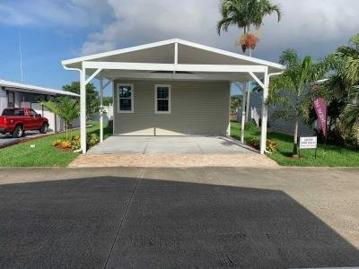 Mobile Home at 164 Plantation Blvd Lake Worth, FL 33467