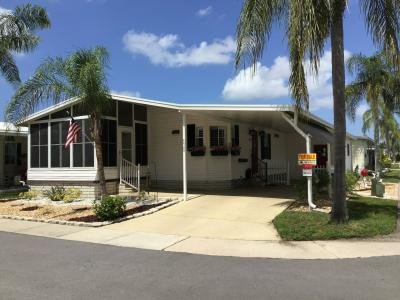 Mobile Home at 66309 Essex Rd. Pinellas Park, FL 33782