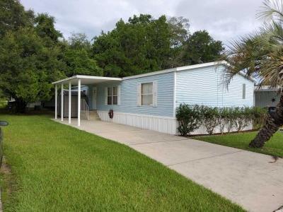 Mobile Home at 3323 Ne 14Th St Lot B27 Ocala, FL 34470