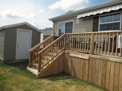 Mobile Home at 13927 Grant Dr Plymouth, MI 48170