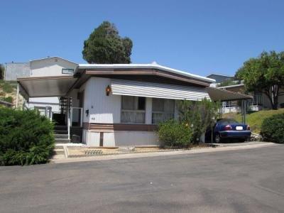 Mobile Home at 13300 Los Coches Rd E #48 El Cajon, CA 92021