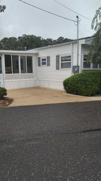 Mobile Home at 1621 S. Shore Rd. #113 Ocean View, NJ 08230
