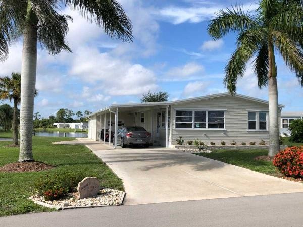 1994 Palm Harbor Mobile Home