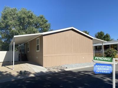 Mobile Home at 4465 Boca Way #32 Reno, NV 89502