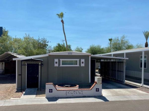 1968 Falco Mobile Home For Rent