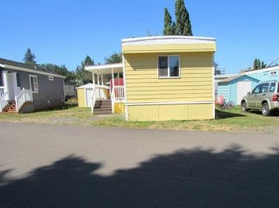 Mobile Home at 1530 Tamarack Street, Sp. #116 Sweet Home, OR 97386