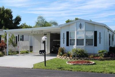 Mobile Home at 3682 Long Iron Crt, #176 North Fort Myers, FL 33917