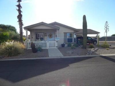 Mobile Home at 8840 E Sunland Ave #163 Mesa, AZ 85208