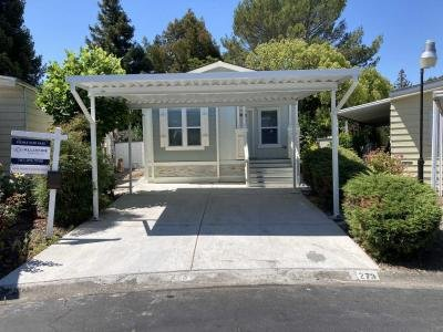 Mobile Home at 273 Russian Flag Way Sonoma, CA 95476