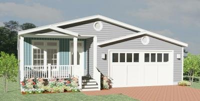 Mobile Home at 1026 Chapel Creek Lane Lot 1026Cha Deland, FL 32724