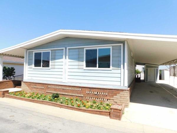 1980 Golden West Manufactured Home