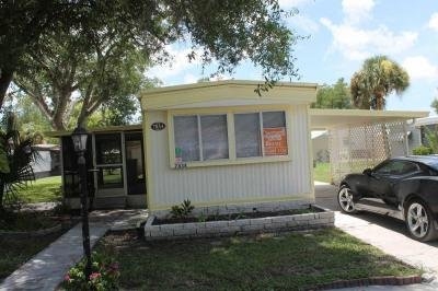 Mobile Home at 7834 Greenlawn Dr New Port Richey, FL 34653