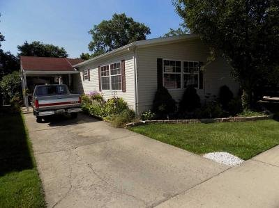 Mobile Home at 25047 Frontier Circle Flat Rock, MI 48134