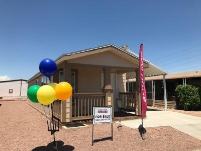 Mobile Home at 11596 W. Sierra Dawn Blvd. Lot 214 Surprise, AZ 85378