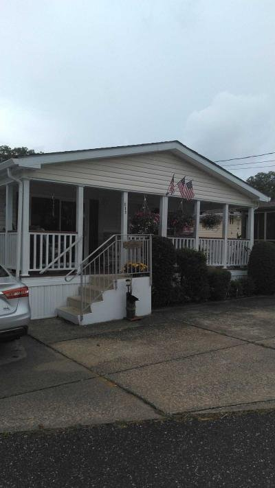 Mobile Home at 1621 S. Shore Rd. #111 Ocean View, NJ 08230