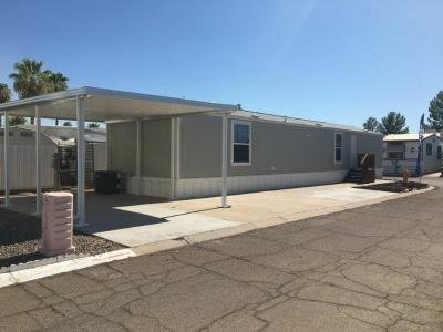 Mobile Home at 701 S. Dobson Rd. Lot 436 Mesa, AZ 85202
