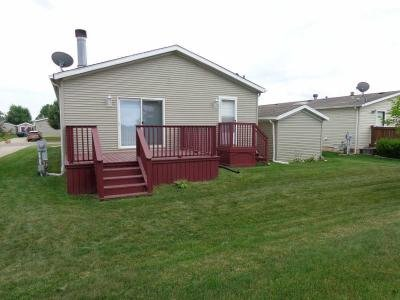Mobile Home at 10927 W. Morley Dr. Willis, MI 48191