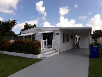 Mobile Home at 6524 NW 29th Street  Lot 581 Margate, FL 33063