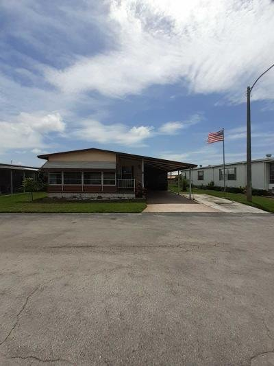Mobile Home at 14421 Siren Drive Hudson, FL 34667
