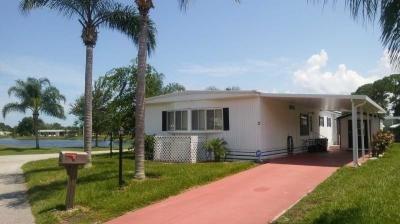 Mobile Home at 2 Quintana Roo Lane Port Saint Lucie, FL 34952