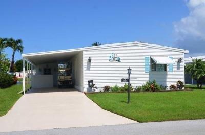 Mobile Home at 44 Ne Village Lane Jensen Beach, FL 34957