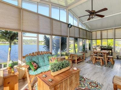 Mobile Home at 228 Blue Heron Lake Circle Ormond Beach, FL 32174