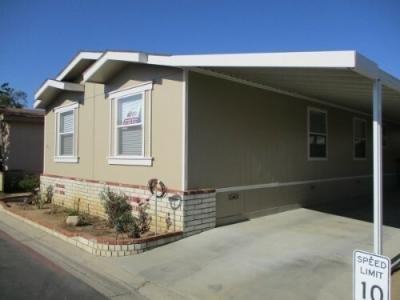 Mobile Home at 5815 E La Palma Ave Spc 55 Anaheim, CA 92807