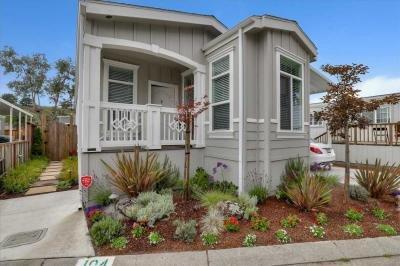 Mobile Home at 104 La Granada Ln. Moss Beach, CA 94038