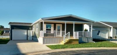 Mobile Home at 14900 County Rd H Unit 91 Wauseon, OH 43567