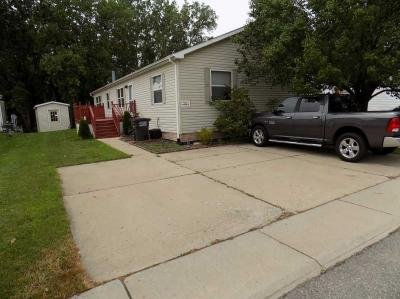 Mobile Home at 9075 Water Ridge Newport, MI 48166