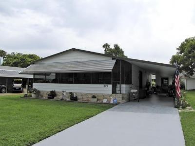 Mobile Home at 879 Phoenix Lane Oviedo, FL 32765