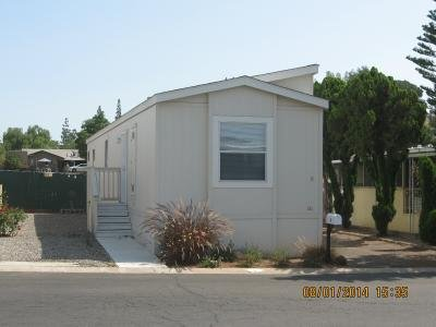 Mobile Home at 450 E Bradley Ave #8 El Cajon, CA 92021