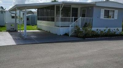 Mobile Home at 702 W. Lakeshore Dr. Cocoa, FL 32926