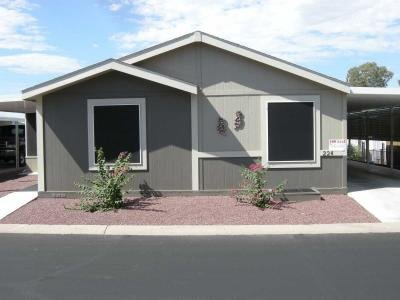 Mobile Home at 8401 S. Kolb Rd. #224 Tucson, AZ 85756