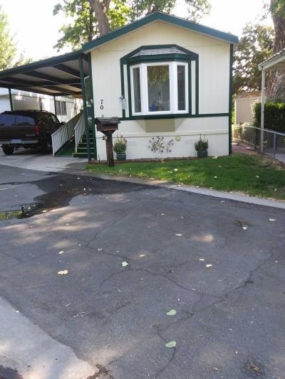Mobile Home at 70 Shady Tree Ln Carson City, NV 89706