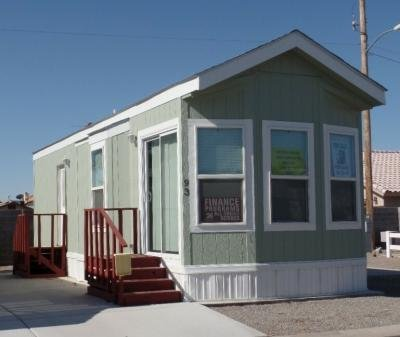Mobile Home at 3300 S 8Th Ave Lot #93A Yuma, AZ 85365