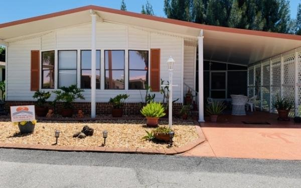 1988 Palm Harbor Manufactured Home